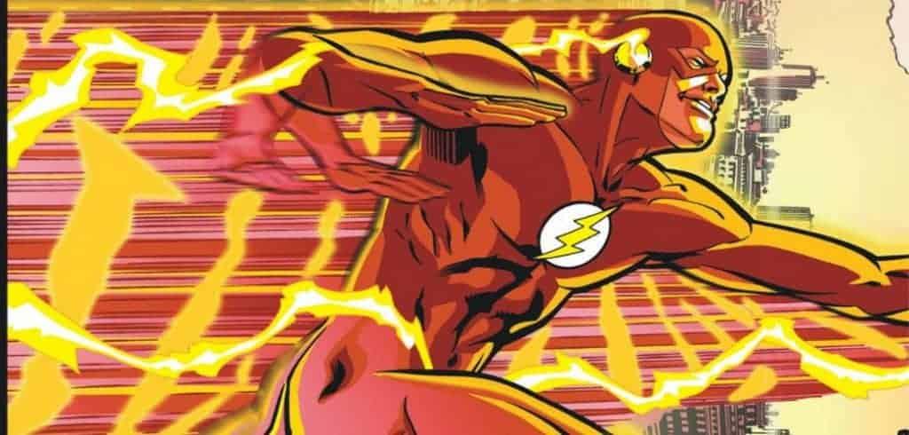 En 1986 Wally West devient le 3ème Flash