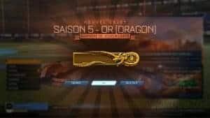 J'ai à peine eu le temps d'être Or.