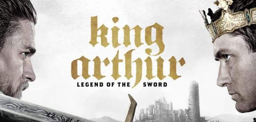 Le Roi Arthur - La légende d'Excalibur