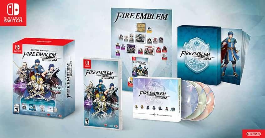 concours fire emblem warriors