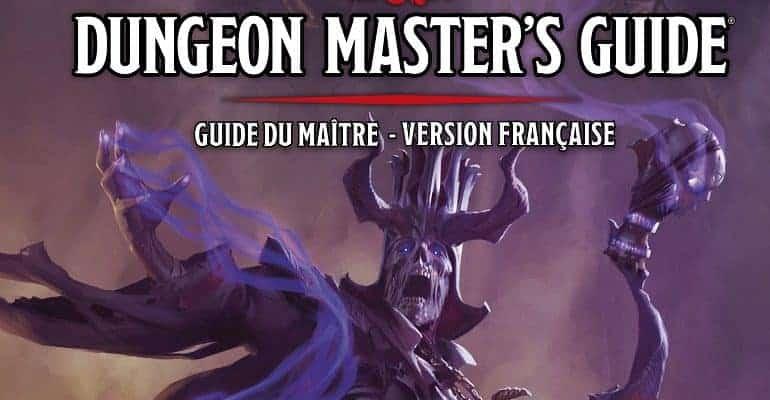 Guide du Maître