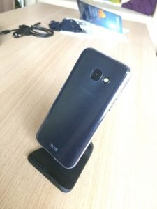 Une coque simple mais fonctionnelle