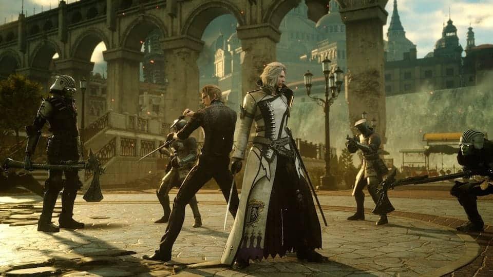 Ravus est l'un des derniers ennemis de ce DLC