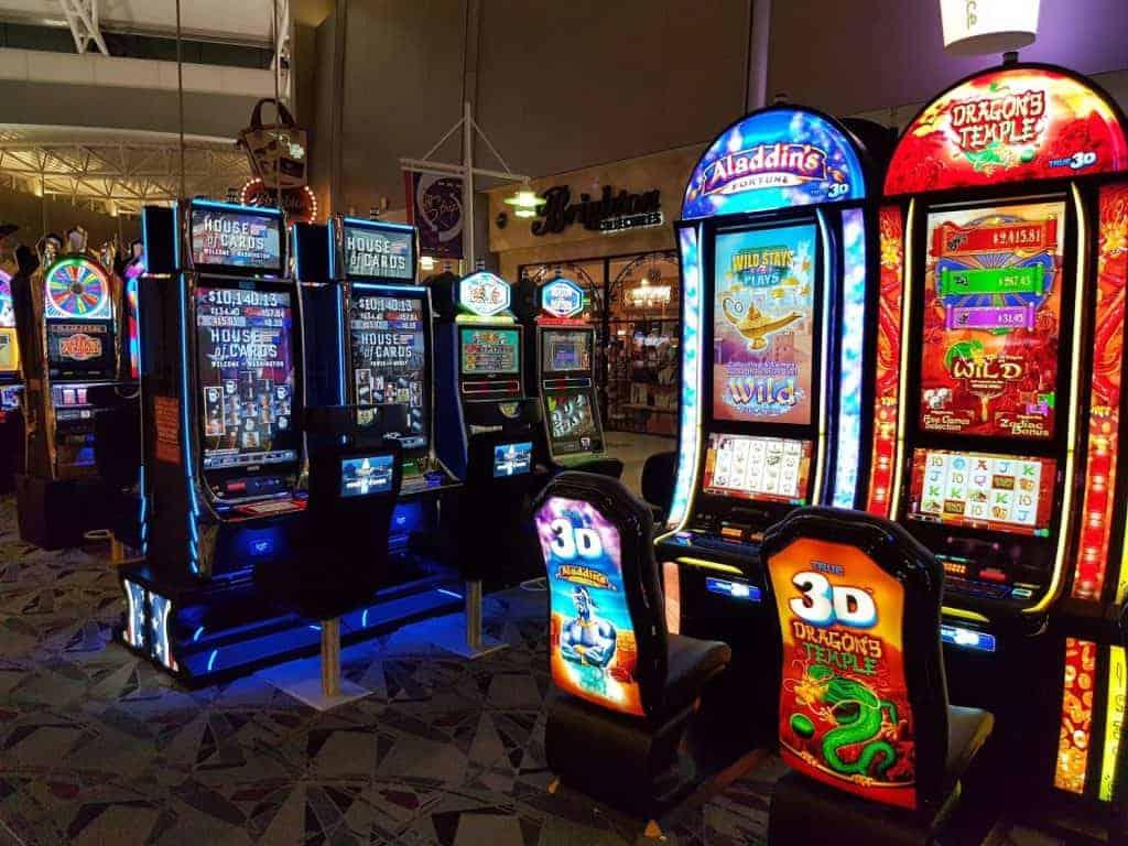Las Vegas - Voici une photo prise à l'aéroport