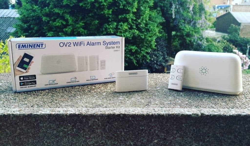 Eminent OV2 - Un kit de base un peu trop chiche