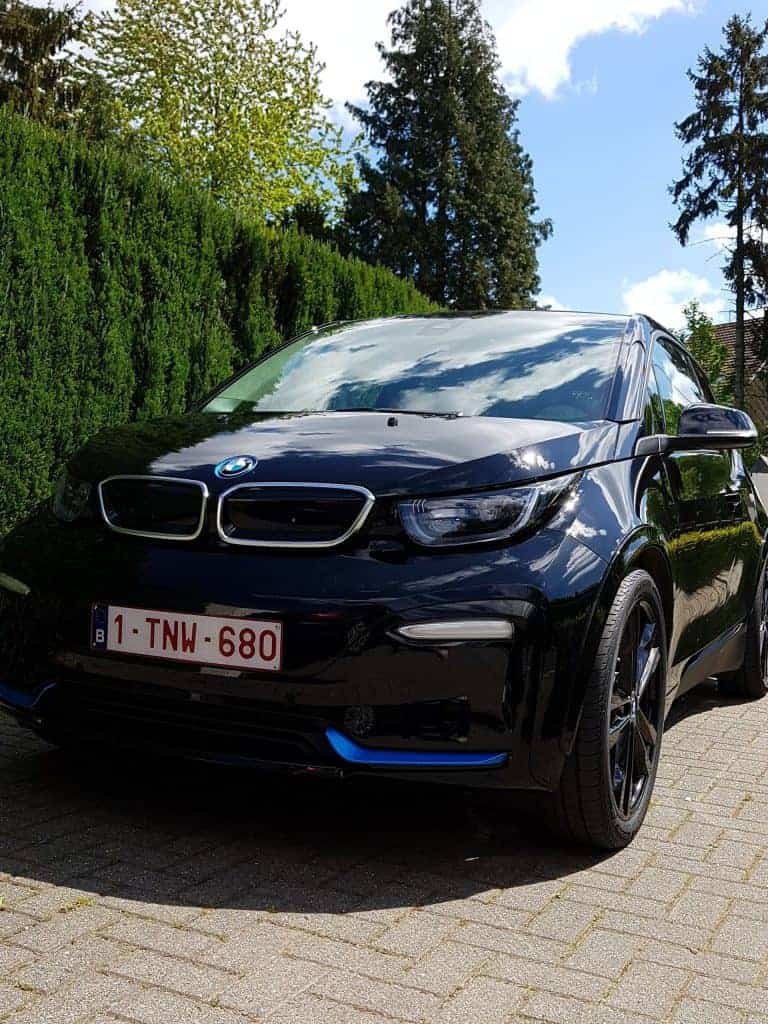Bmw i3s - Une face avant agressive