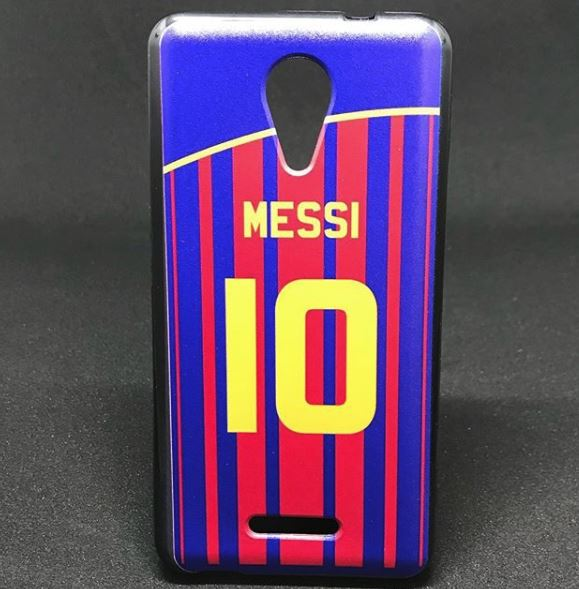 Coque Design - Lionel Messi