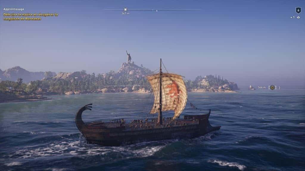 Le retour des navires est une excellente nouvelle