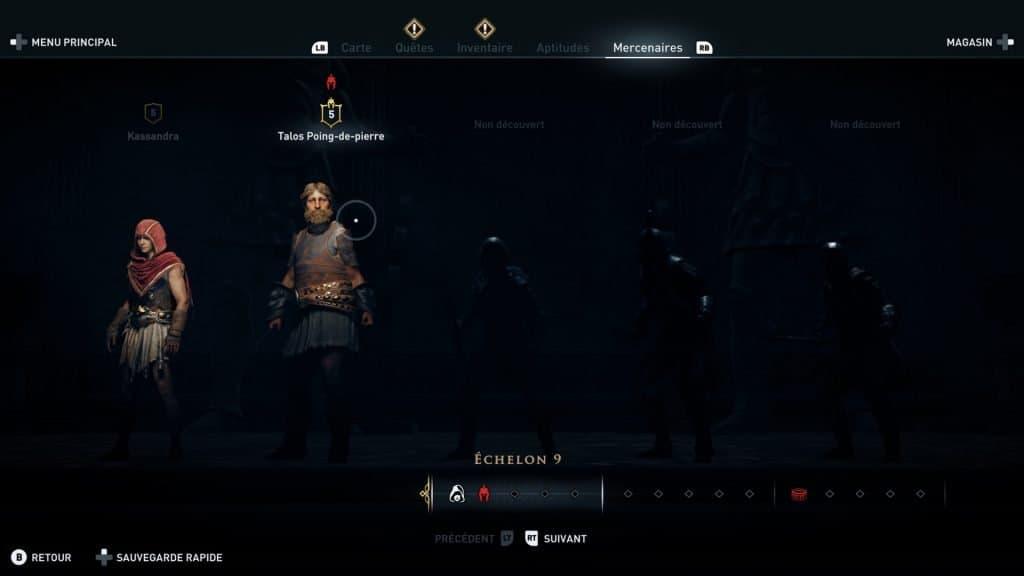 Une pointe de Shadow of Mordor