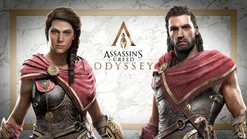 Kassandra ou Alexios - Les deux font envie en tous cas