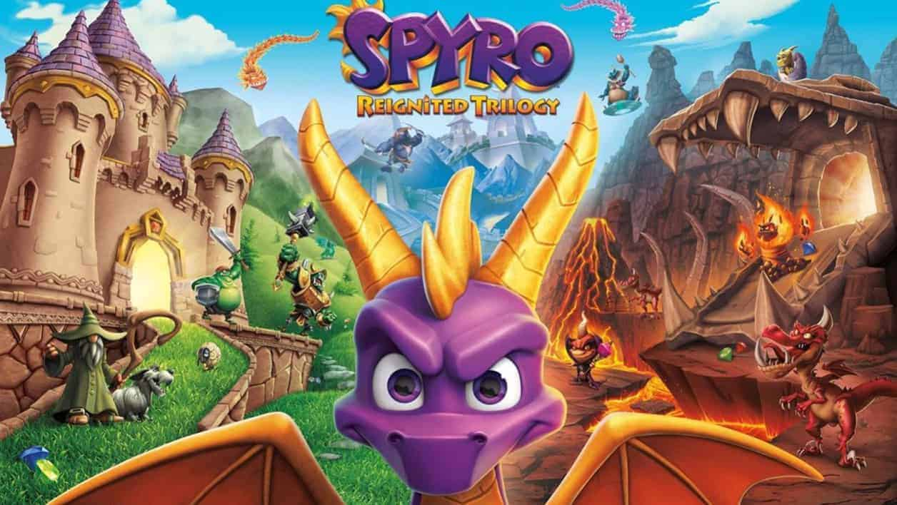 Test | Spyro Reignited Trilogy – PS4 – Quand le dragon renaît de ses cendres !