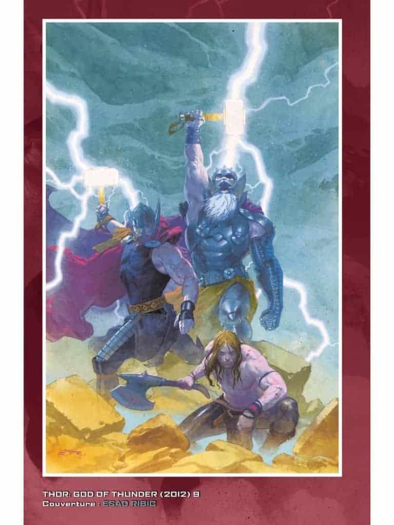 Le Massacreur de Dieux devra affronter non pas un, pas deux mais bien trois Thor