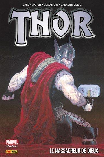 """Thor s'apprête à affronter son unique peur """"Le Massacreur de Dieux"""""""