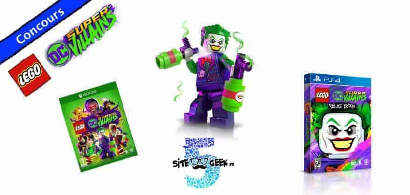 Xbox Et Ans4 Ps4 Concours Jeux Lego Sur 4 5 Remportez iuPZkXO