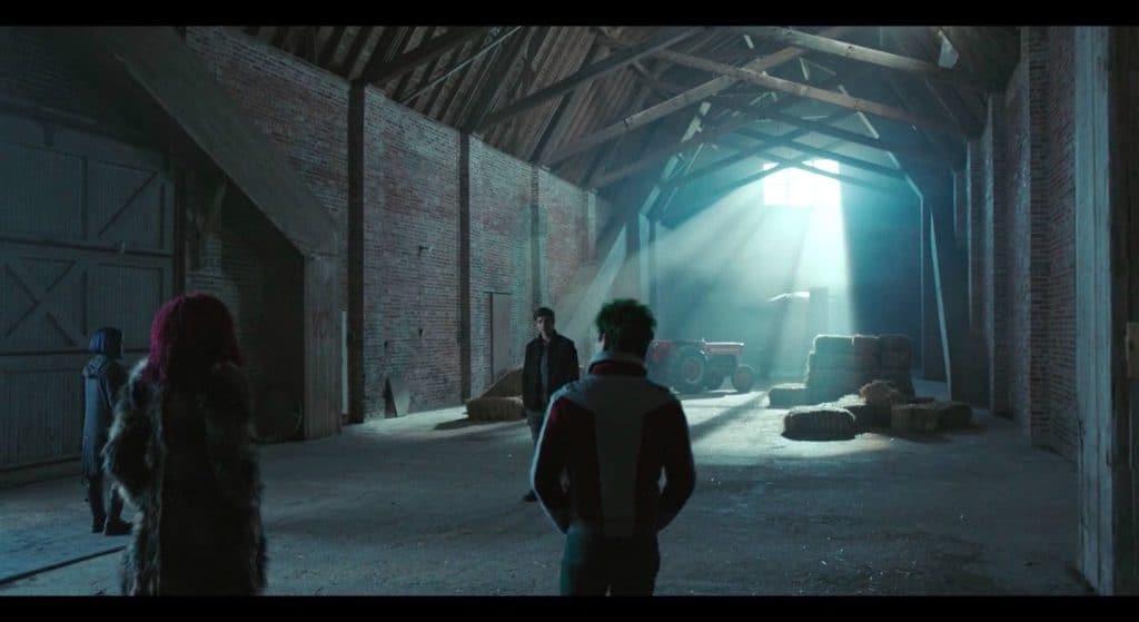 Netflix : Titans Le seul et unique moment où vous aurez droit à un semblant de Teen Titans