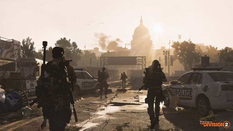 The Division 2 - You are not alone !