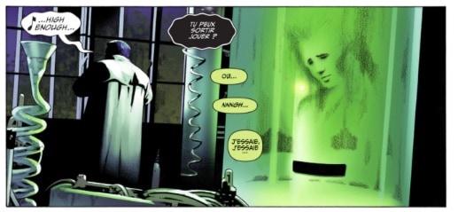 X-Men : Le chant du Phénix - Quentin Quire est une entité à présent