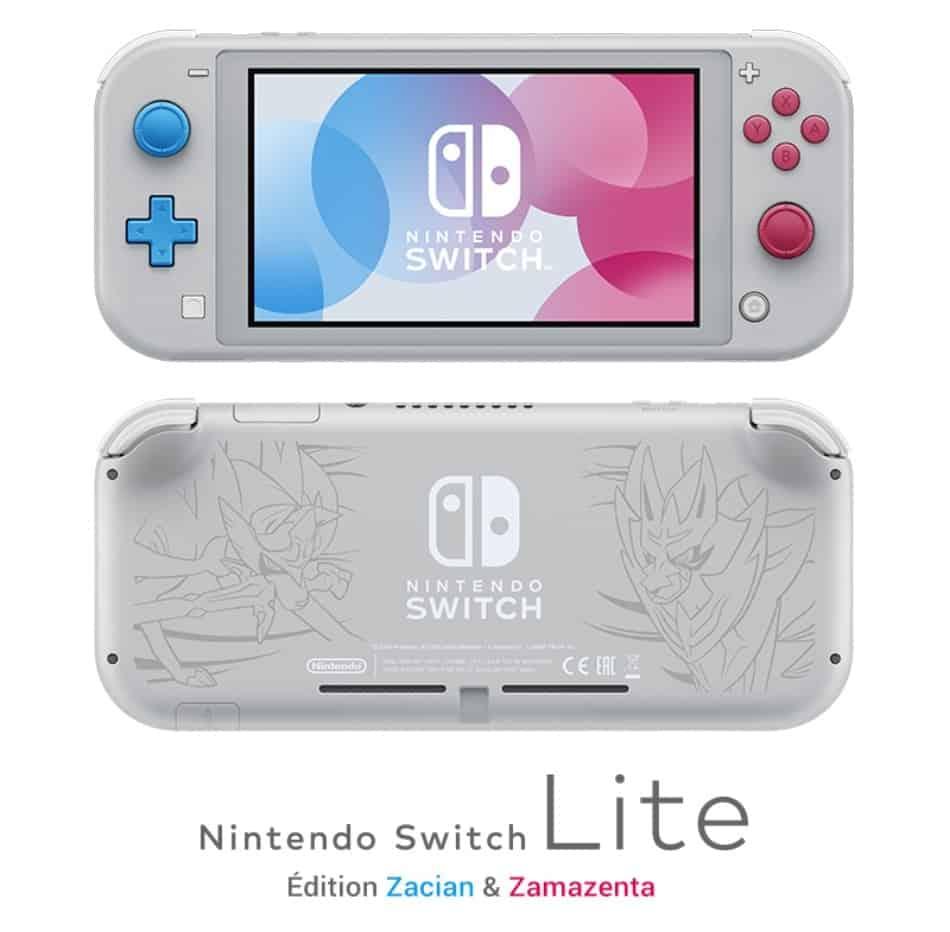 À peine annoncée il y aura déjà une édition collector de la Nintendo Switch Lite