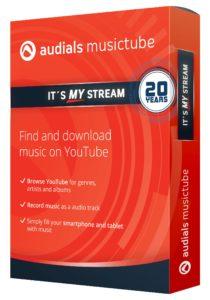 Audials Music tube 2019 - la version light dédiée à Youtube