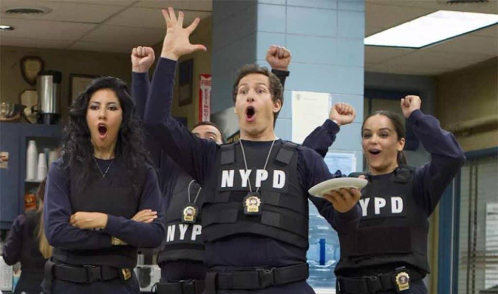 Brooklyn Nine-Nine - Une série pleine de situations pas nettes