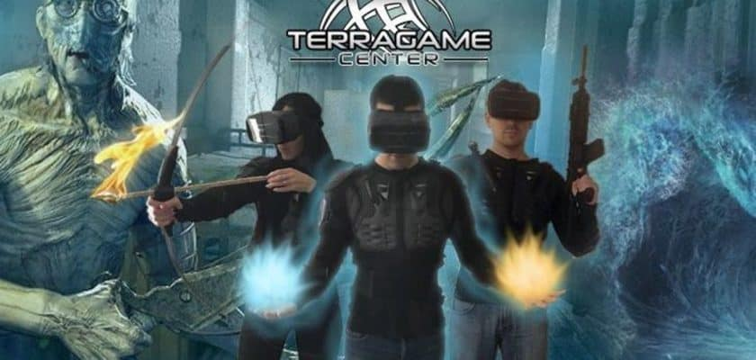 Terragame Center