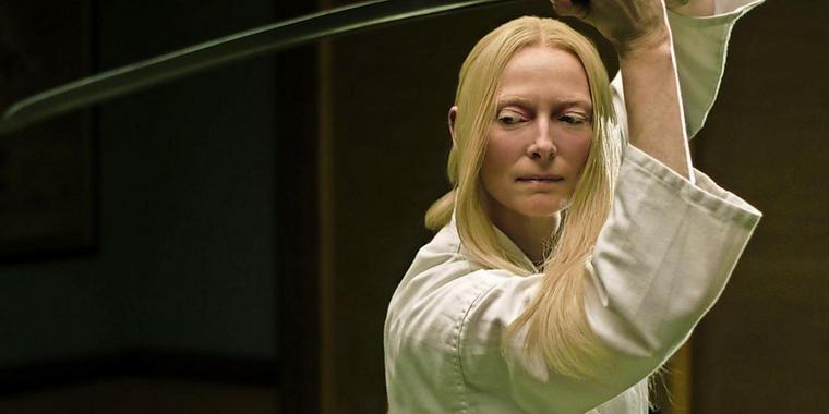 Tilda Swinton dans The Dead Don't Die