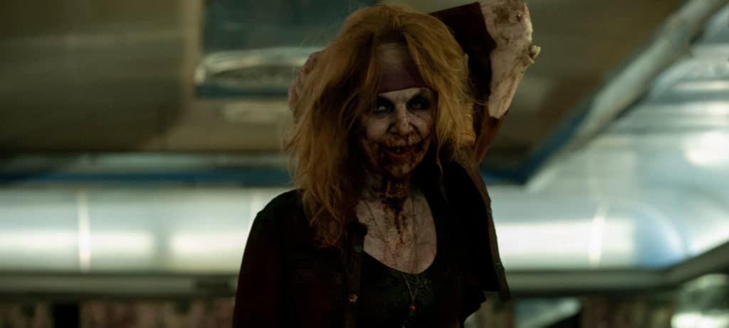 Un zombie de The Dead Don't Die