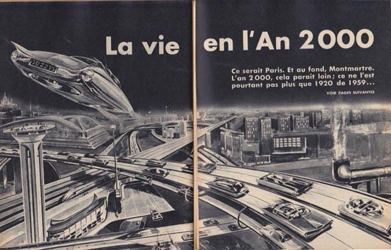 L'an 2000 vu du 20ème siècle