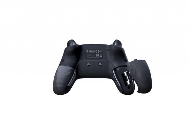 Nacon Revolution Pro Controller 3 Le choix des poids est étonnamment utile