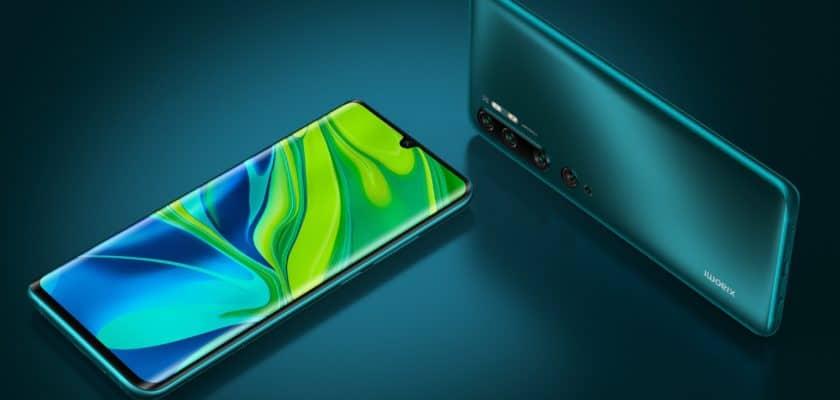 Xiaomi Mi Note Pro 10