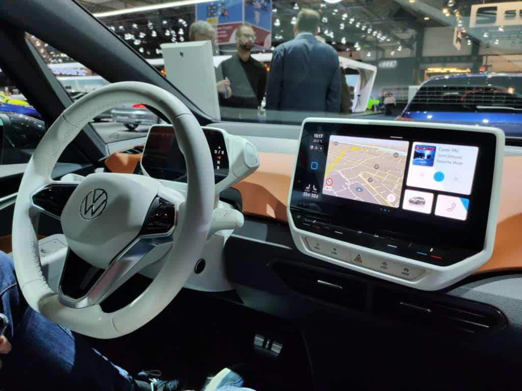 L'ID-3 est la proposition de voiture moderne la plus réussie du salon