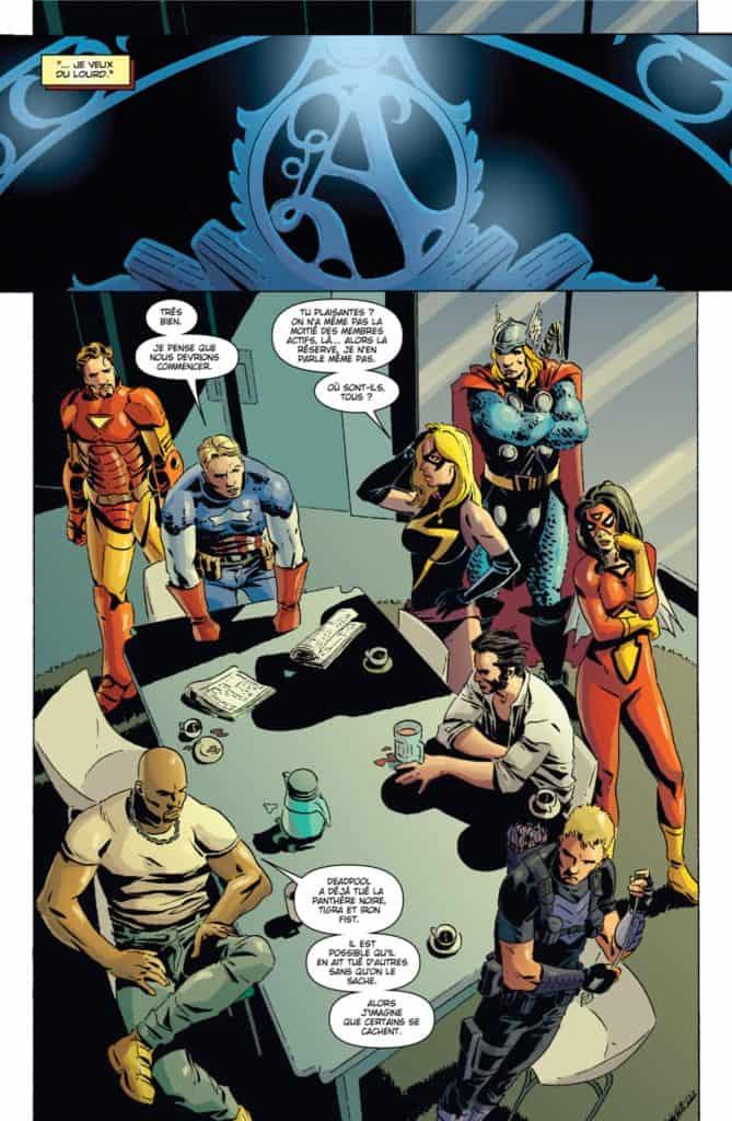Deadpool La Massacrologie