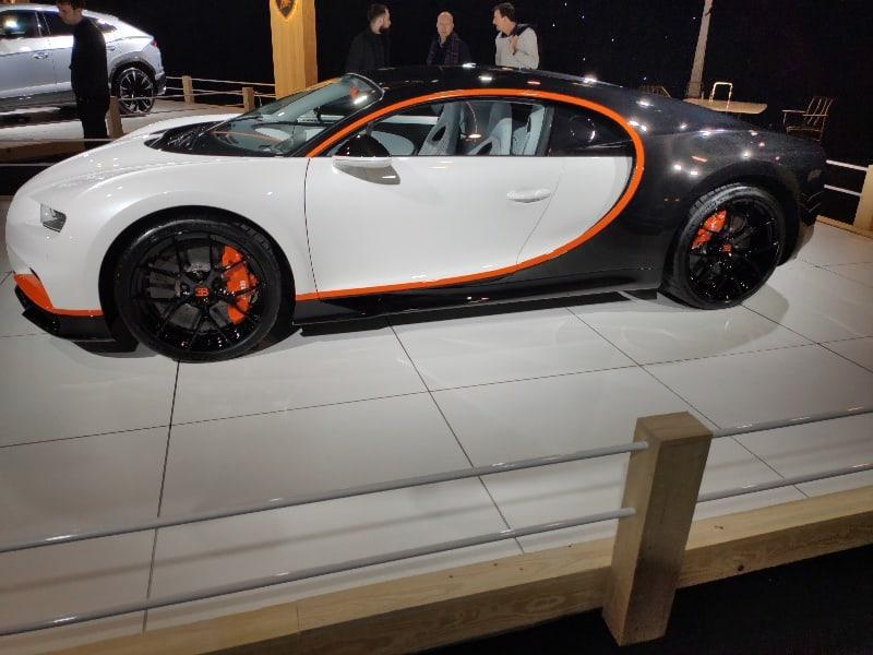 La Bugatti Chiron est un véritable chef d'oeuvre