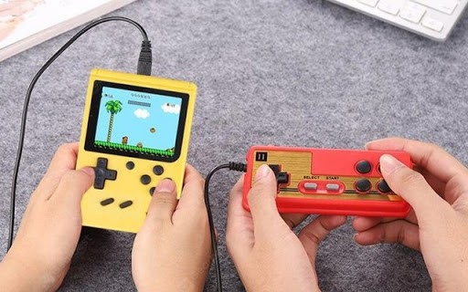 Mini Console retro ragebee 500 jeux
