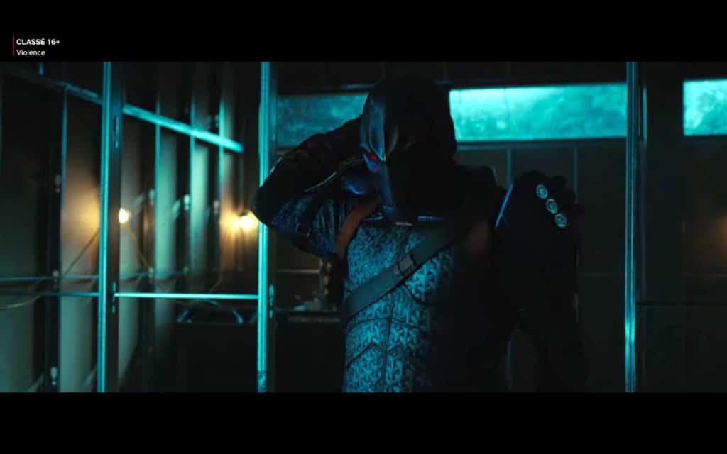 Titans Saison 2 est centré sur Deathstroke