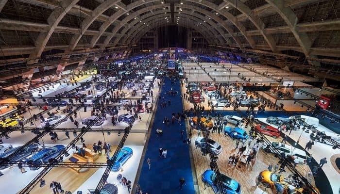 salon auto 2020 Bruxelles