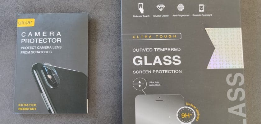 protection d'écran olixar