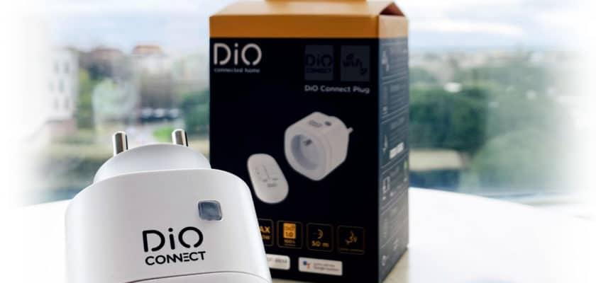 La DiO Connect Plug et sa télécommande