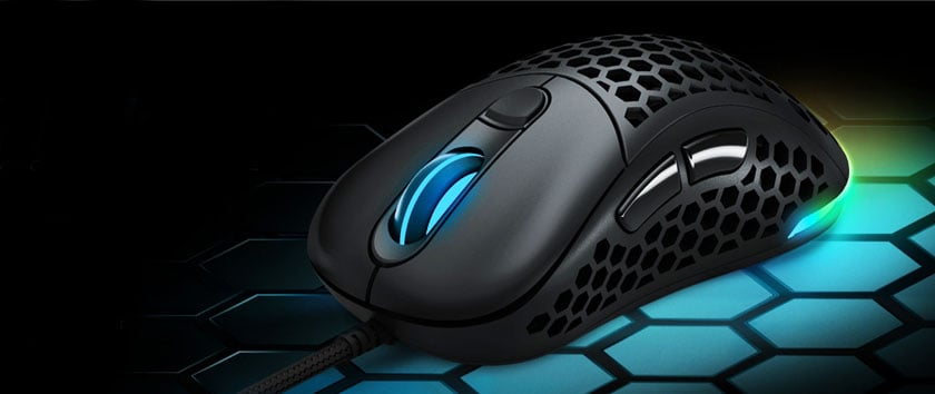 La souris Sharkoon Light² 200