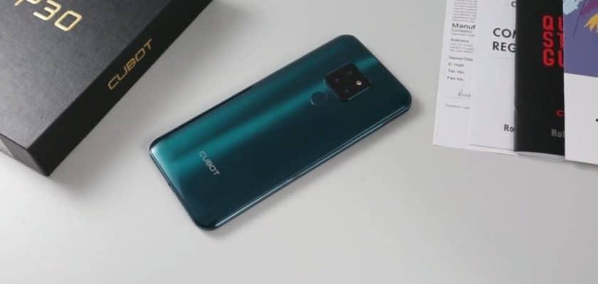 Smartphone CUBOT P30