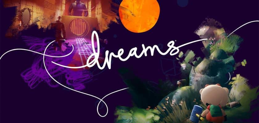 Dreams le jeu PS4 pour créer des contenus