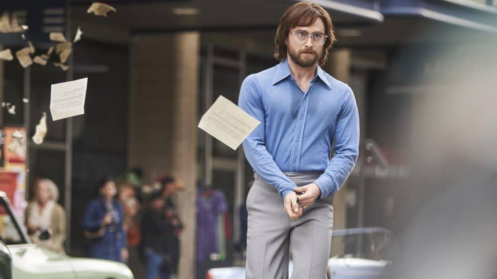 Escape from Pretoria avec Daniel Radcliffe