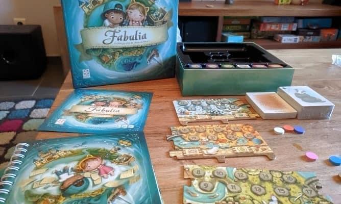 Fabulia le jeu dont vous choisissez les héros