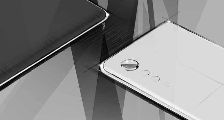 LG changement design futurs smartphones LG