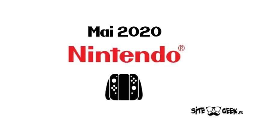Switch Sorties mai 2020