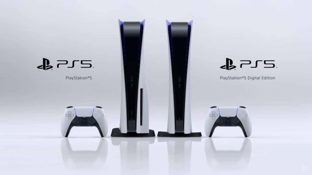 Playstation 5 : voici le look des deux consoles Playstation 5