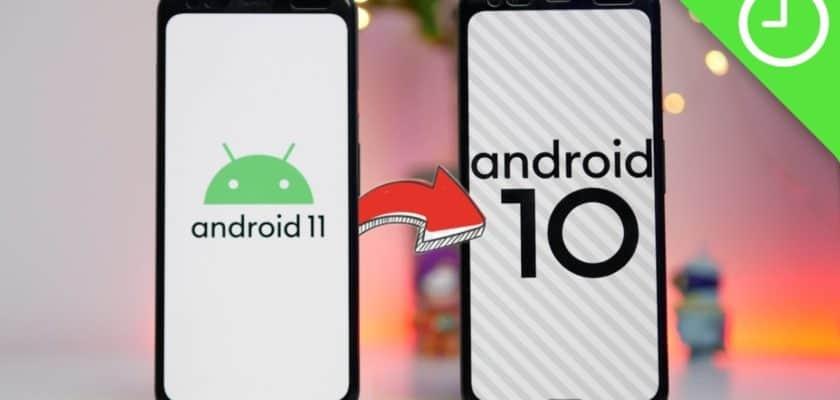 Android 11 présentation repoussée