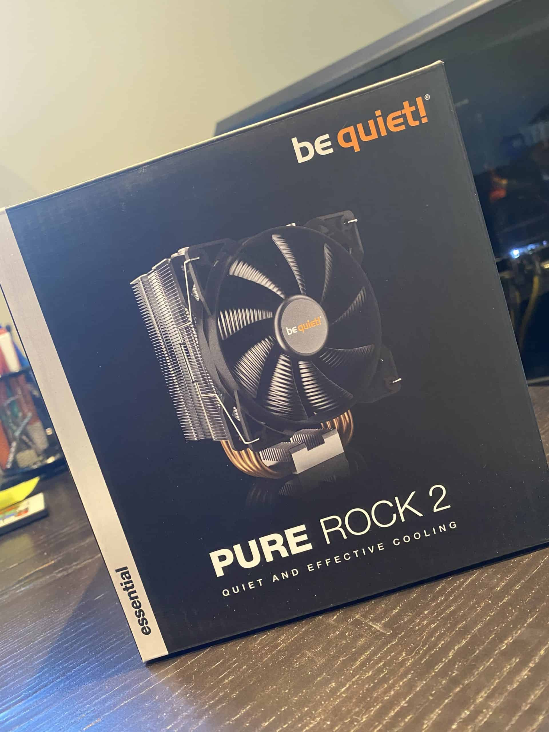 Be Quiet! Pure Rock 2