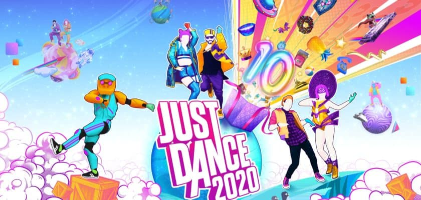 just dance 2020 - cover