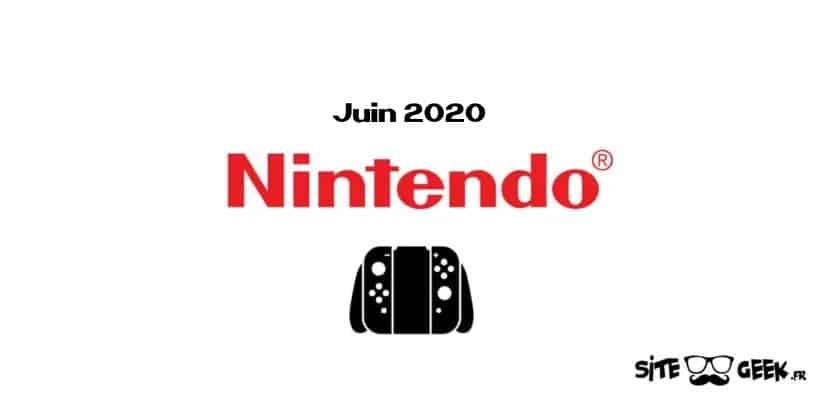 Switch Sorties juin 2020